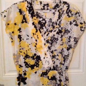 NY & Co blouse size small